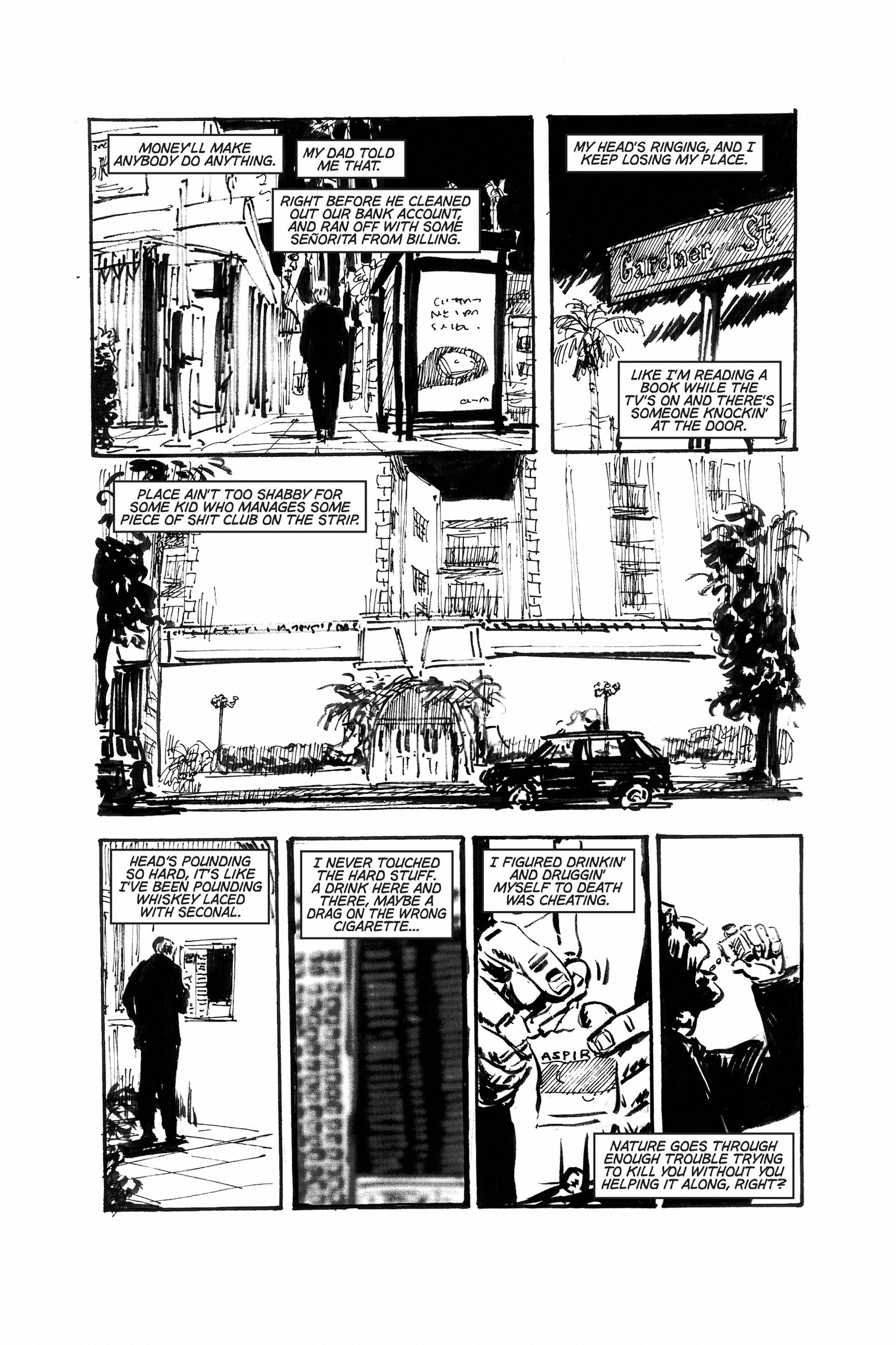 Read online Tumor comic -  Issue # TPB - 44