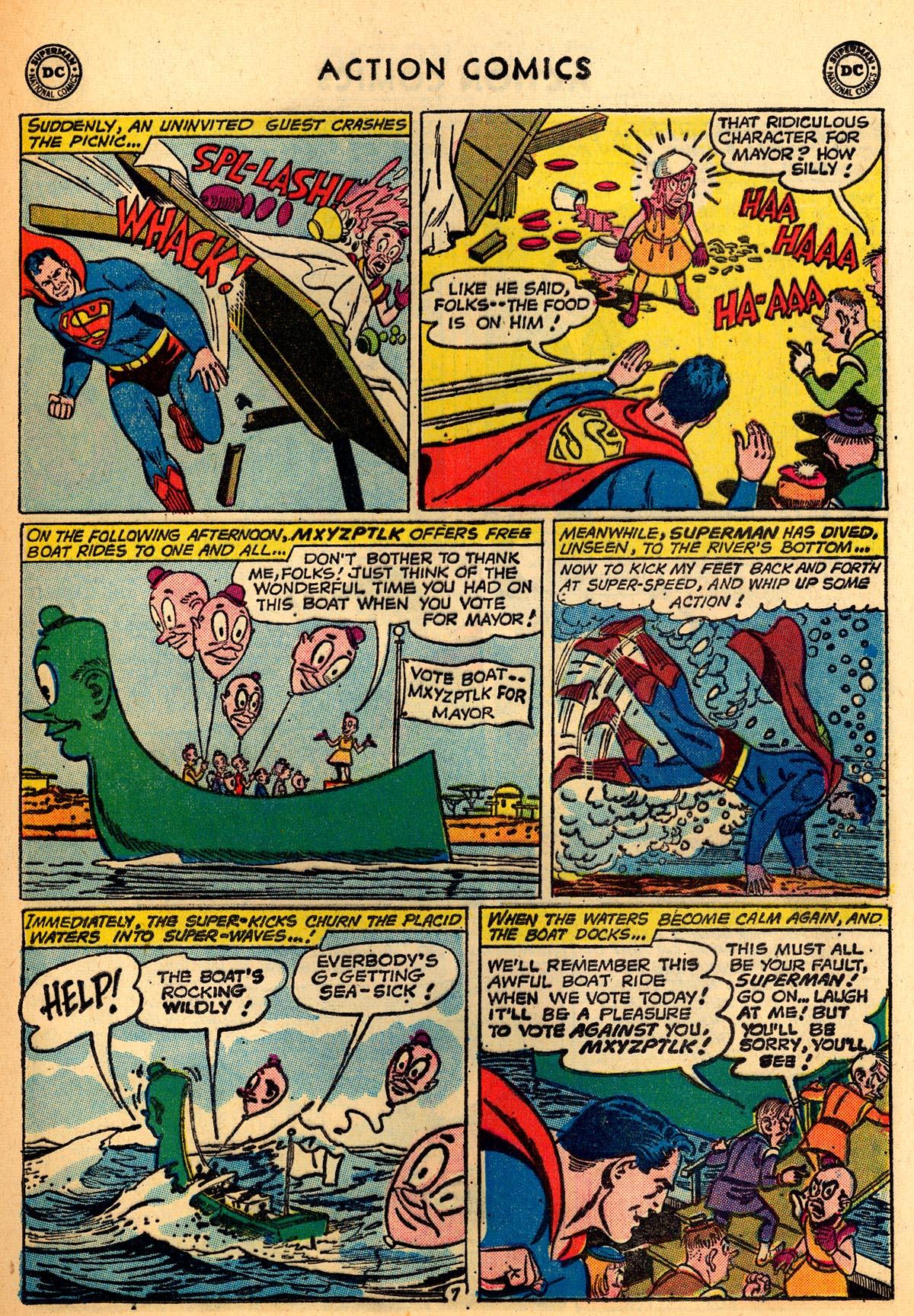 Action Comics (1938) 273 Page 8