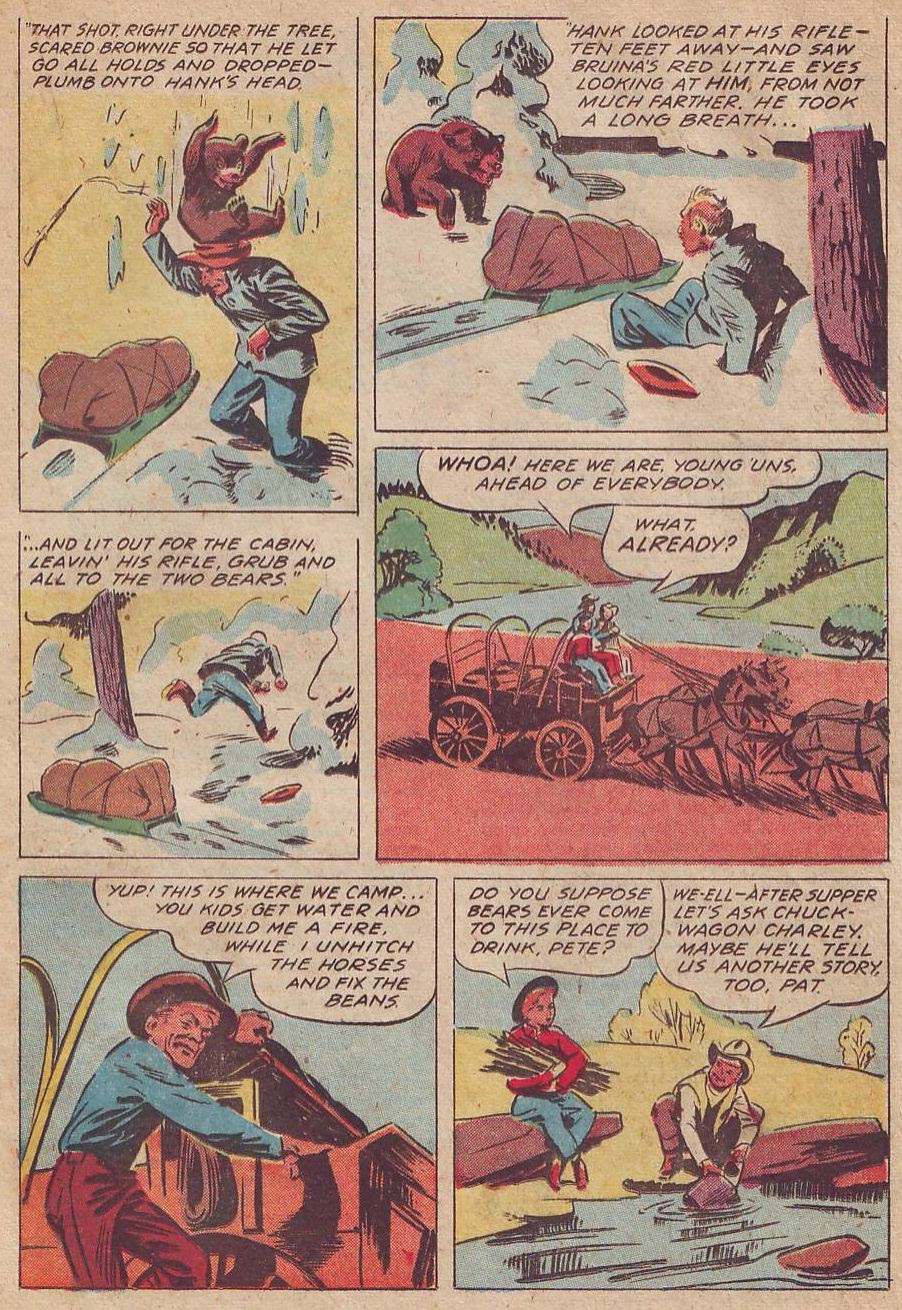 Read online Animal Comics comic -  Issue #28 - 33