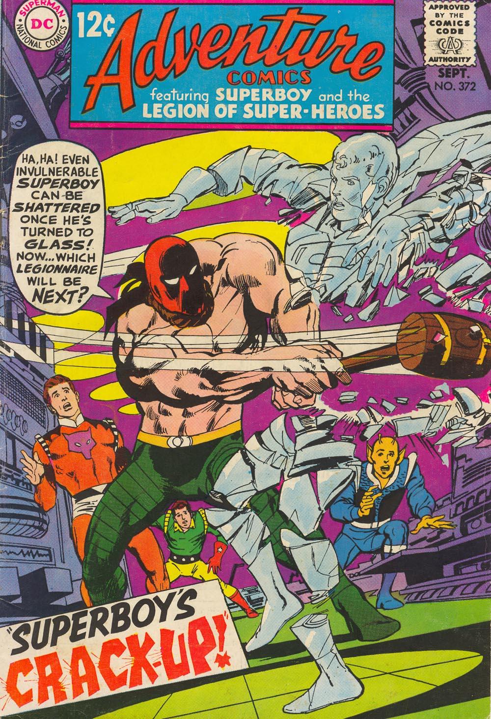 Read online Adventure Comics (1938) comic -  Issue #372 - 35