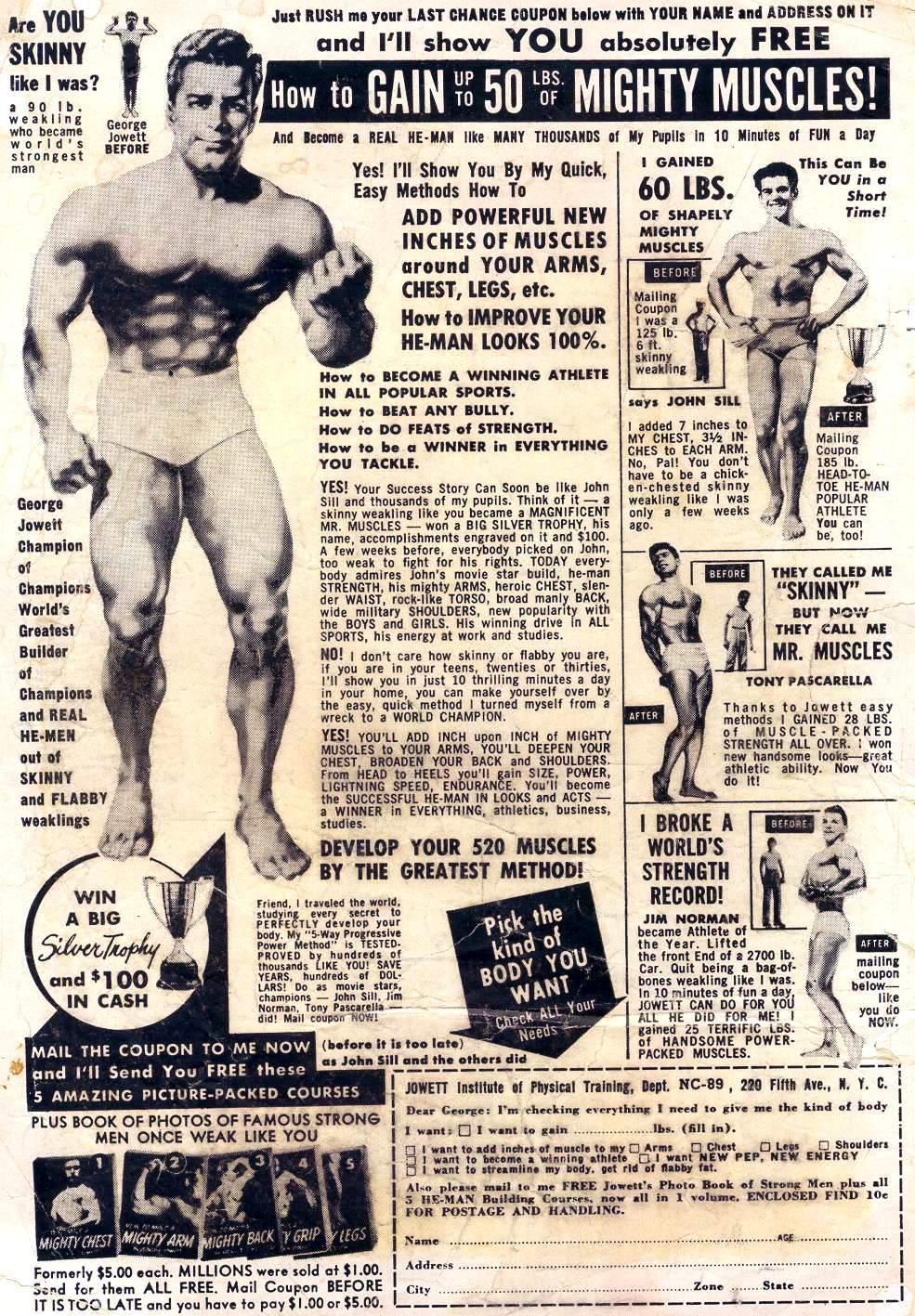 Supermans Pal Jimmy Olsen (1954) 31 Page 2