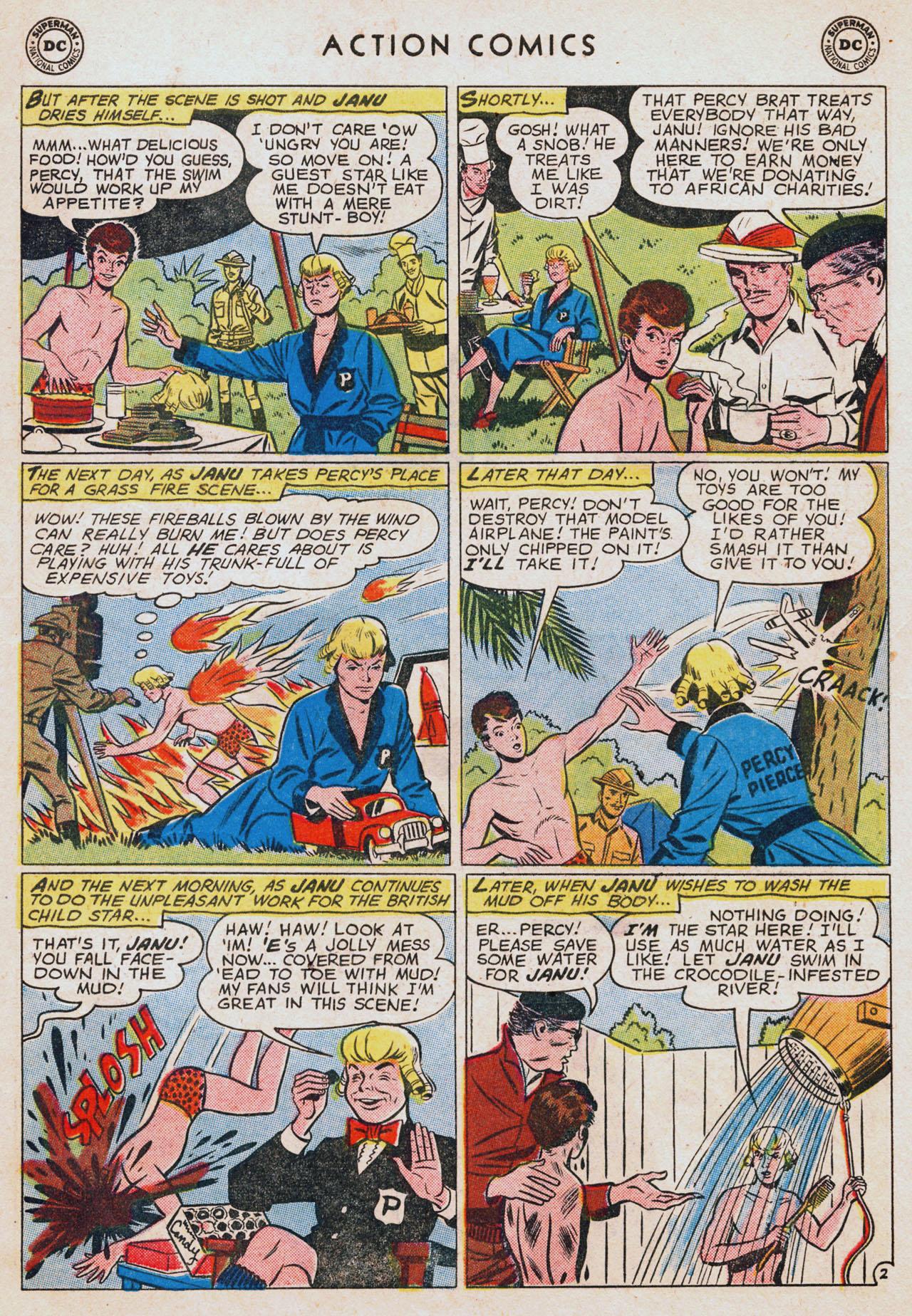 Action Comics (1938) 256 Page 18