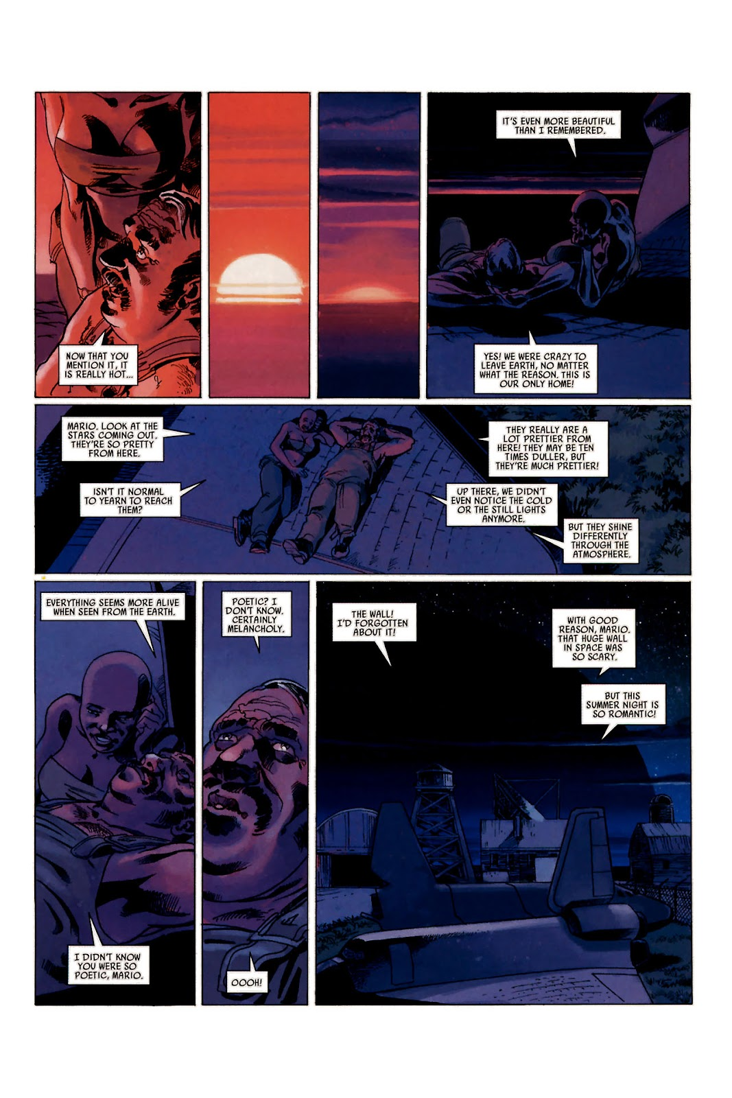 Read online Universal War One: Revelations comic -  Issue #1 - 30