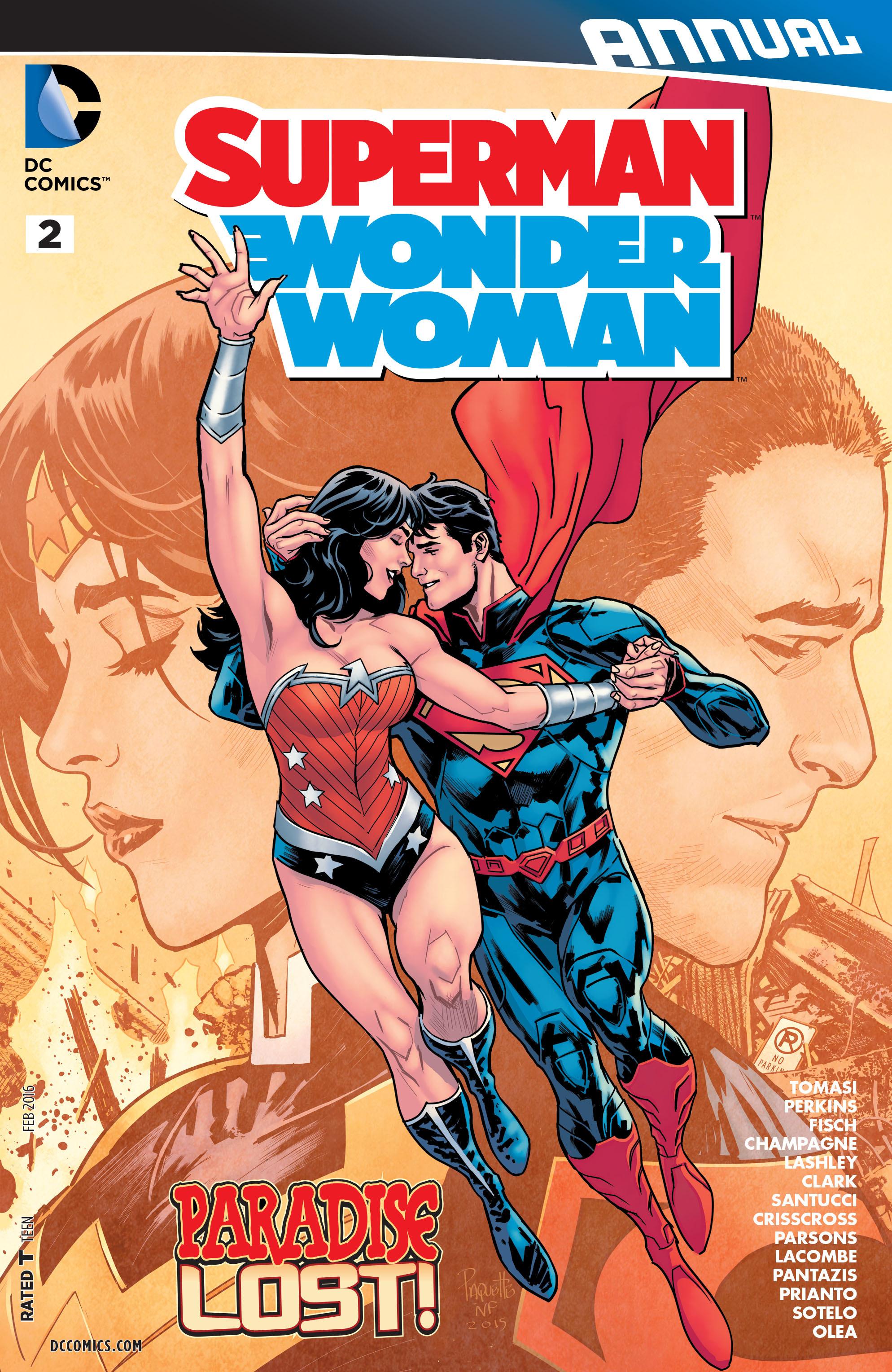 Superman/Wonder Woman _Annual_2 Page 1