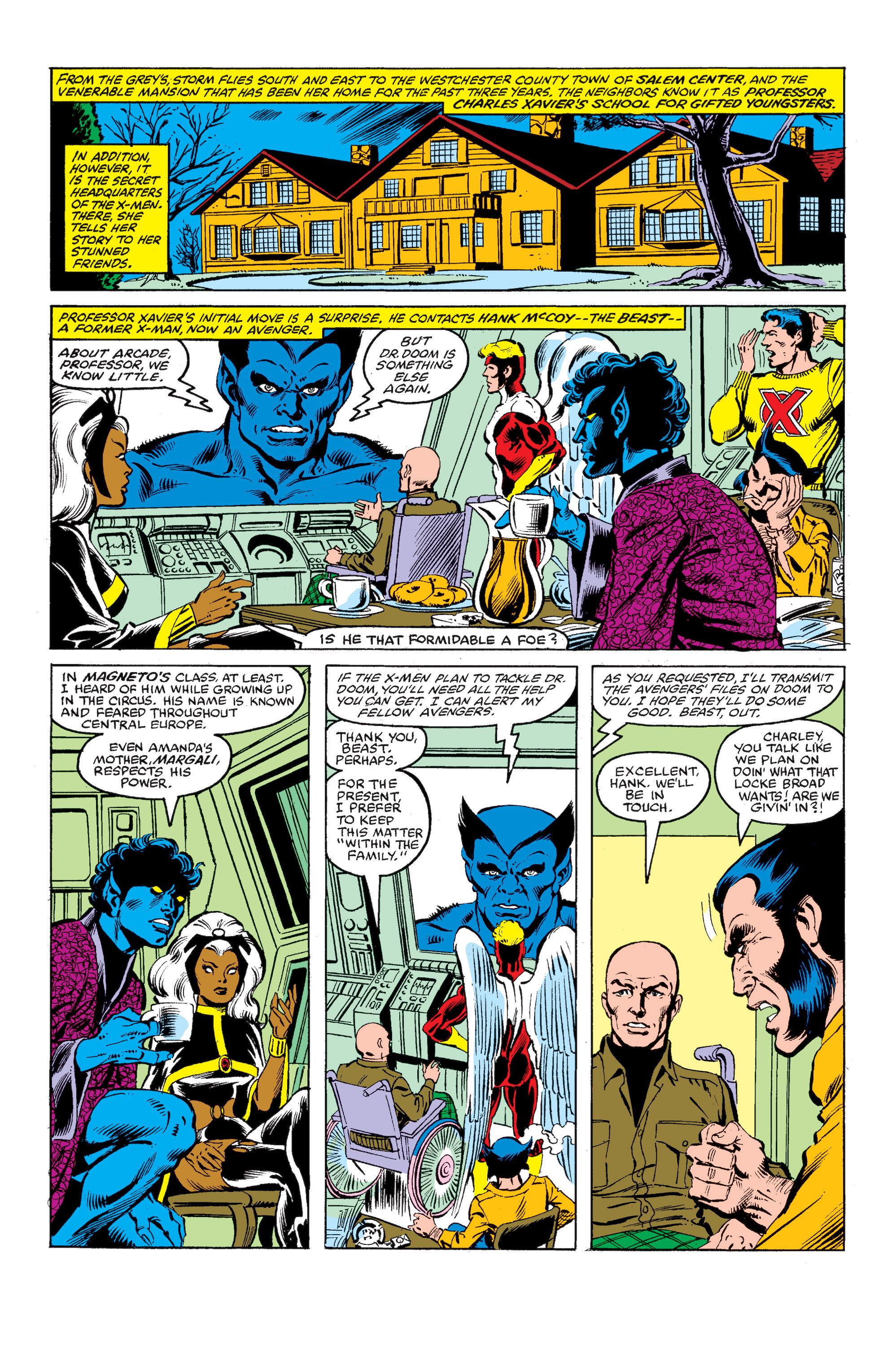 Read online Uncanny X-Men (1963) comic -  Issue #145 - 8