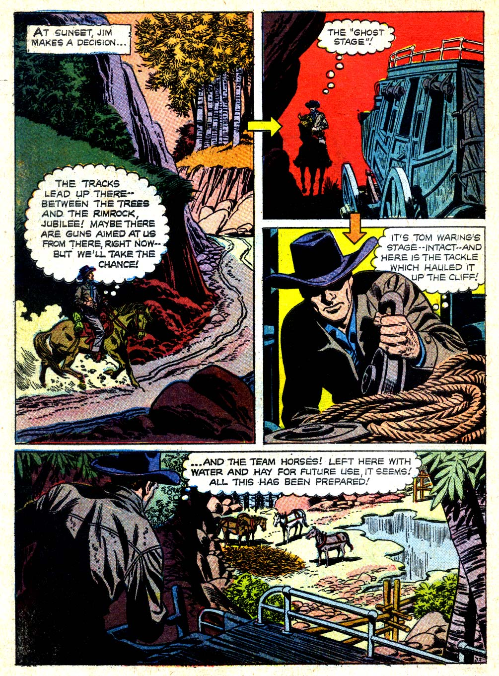 Four Color Comics issue 1075 - Page 10