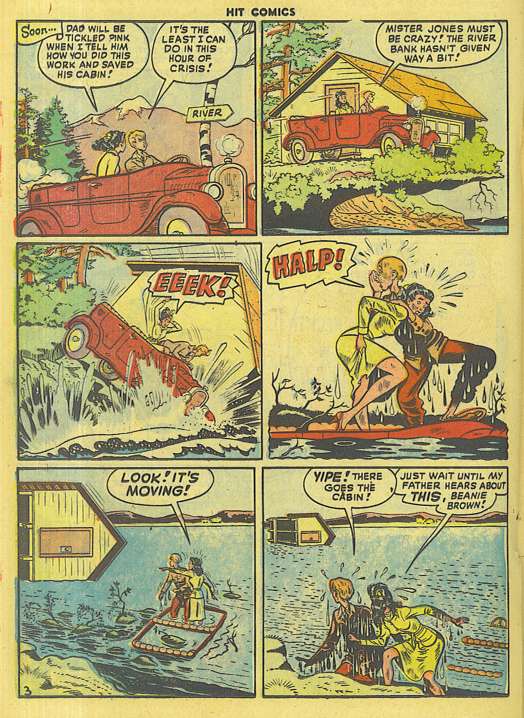 Read online Hit Comics comic -  Issue #56 - 28