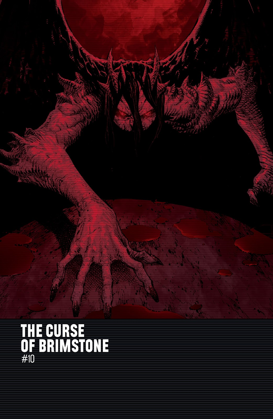 Read online The Curse of Brimstone: Ashes comic -  Issue # TPB (Part 2) - 10