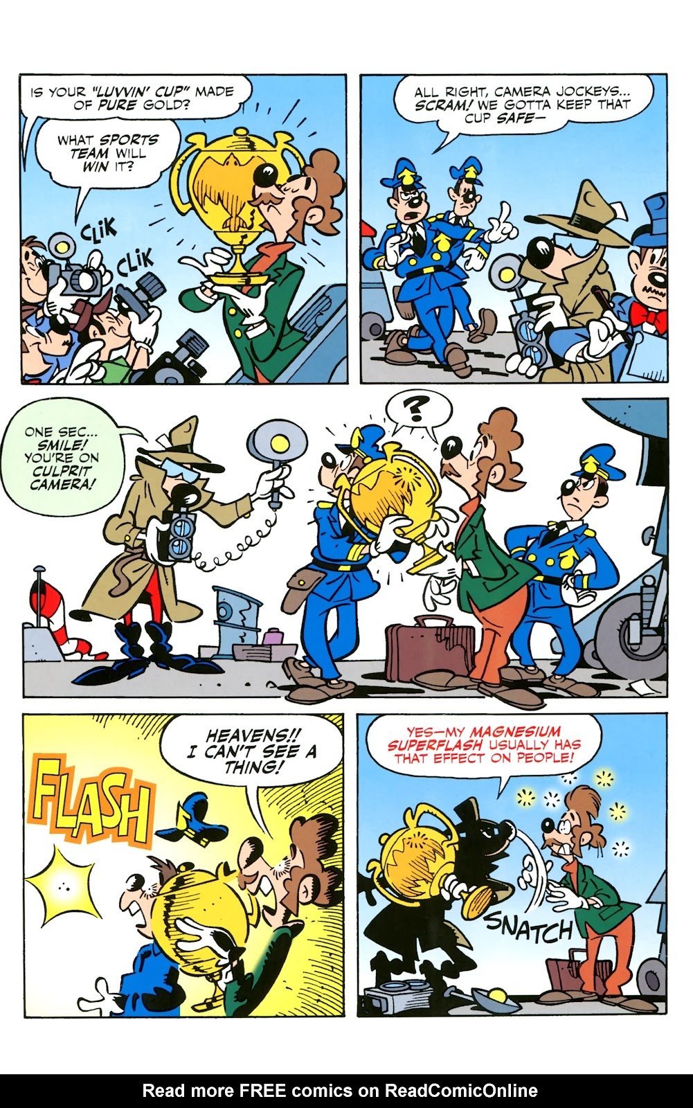 Walt Disney's Comics and Stories issue 728 - Page 6