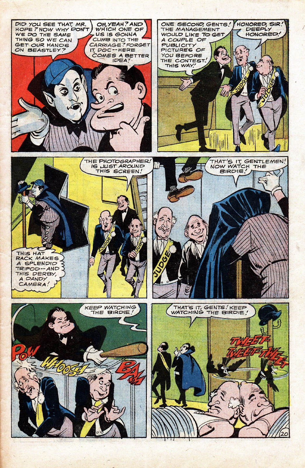 The Adventures of Bob Hope issue 106 - Page 27
