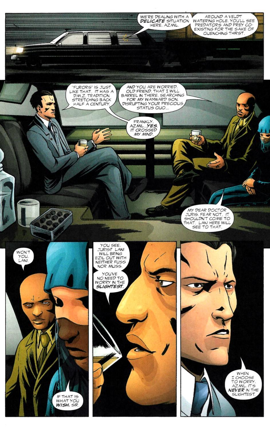 Read online Fallen Angel (2003) comic -  Issue #4 - 8
