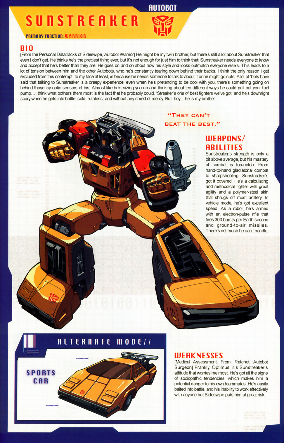 Read online Transformers: More than Meets the Eye comic -  Issue #6 - 61