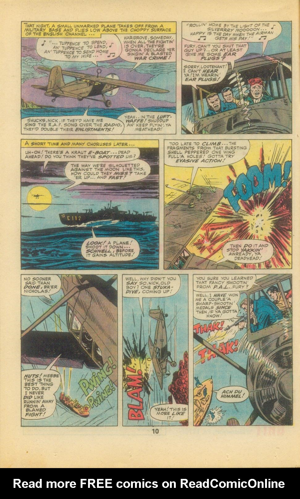 Read online Sgt. Fury comic -  Issue #136 - 12