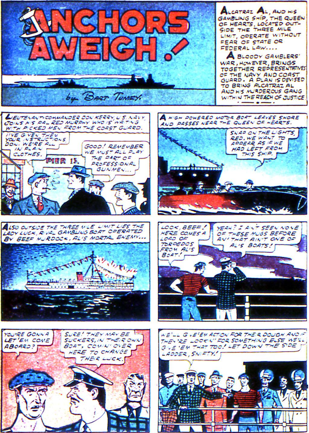 Read online Adventure Comics (1938) comic -  Issue #44 - 54
