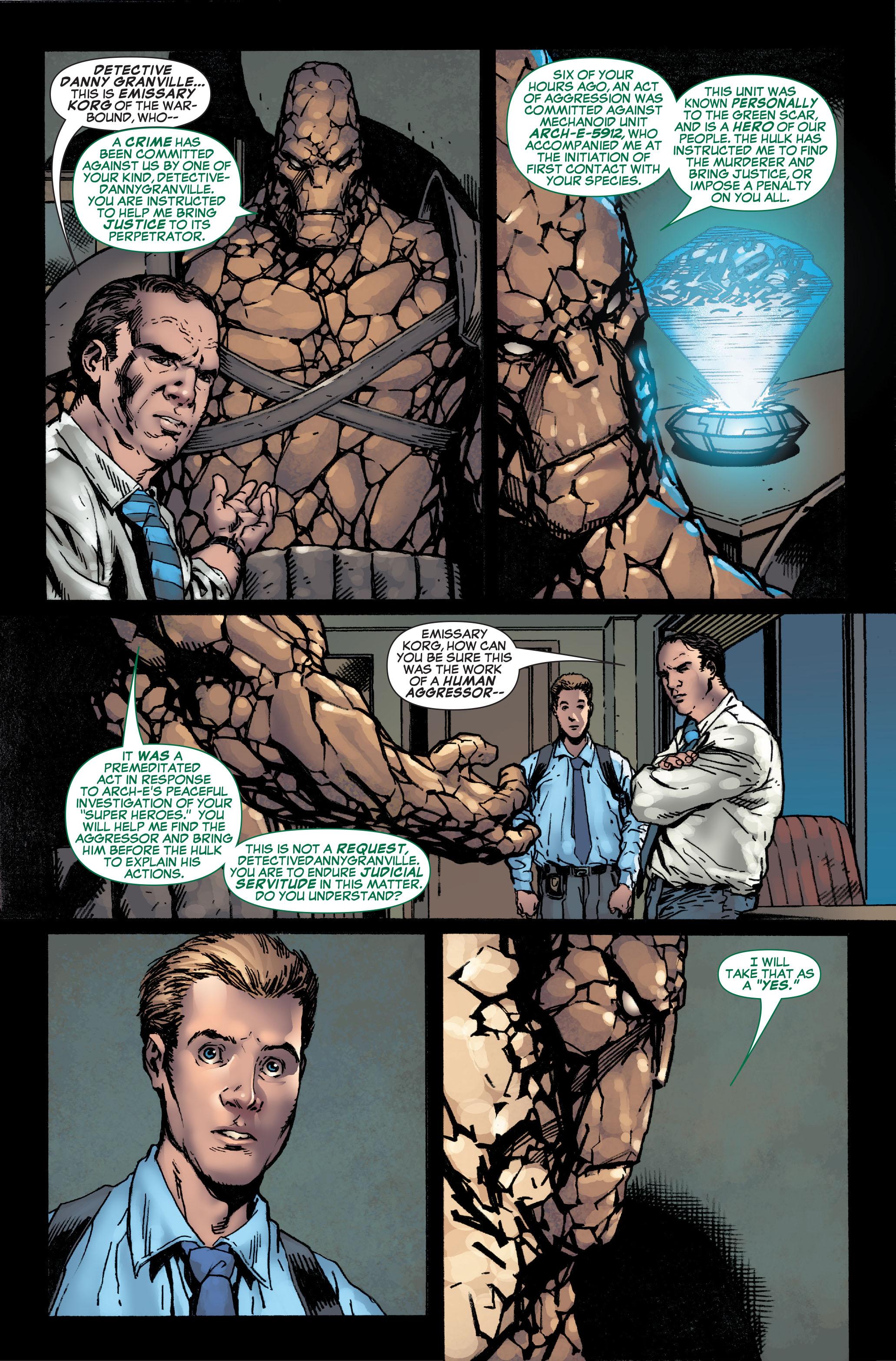 Read online World War Hulk: Front Line comic -  Issue #1 - 20