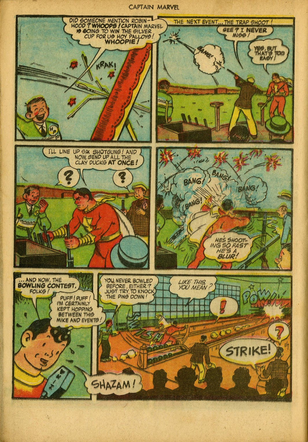 Captain Marvel Adventures issue 34 - Page 28