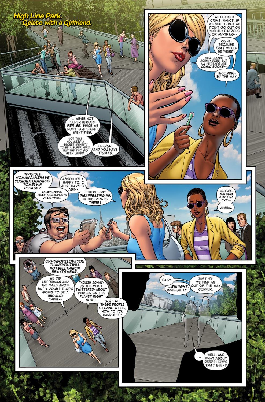 Read online Fantastic Four: Season One comic -  Issue # TPB - 66