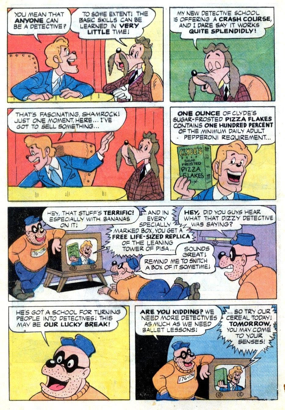 Walt Disney THE BEAGLE BOYS issue 17 - Page 4