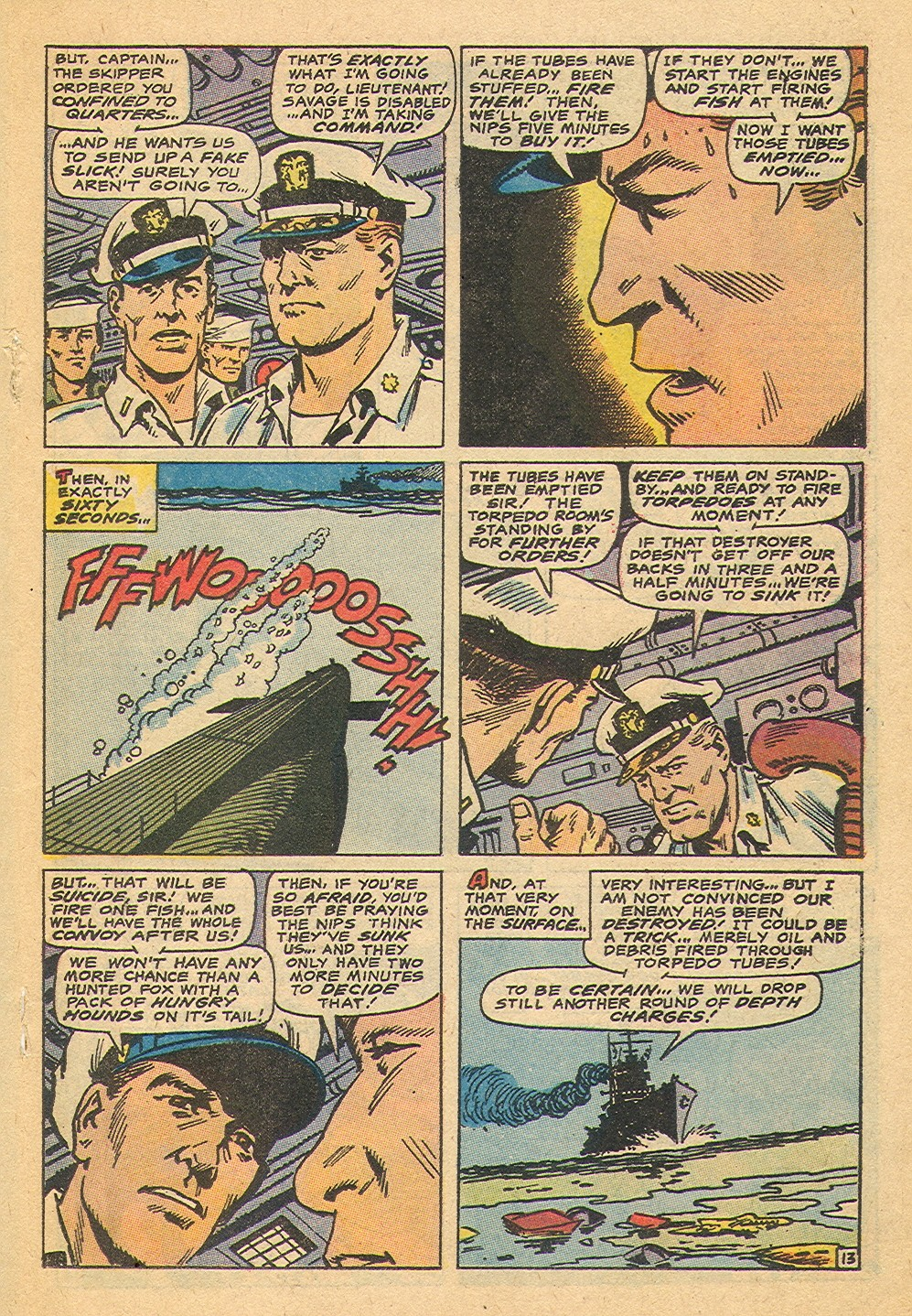 Captain Savage and his Leatherneck Raiders issue 19 - Page 19