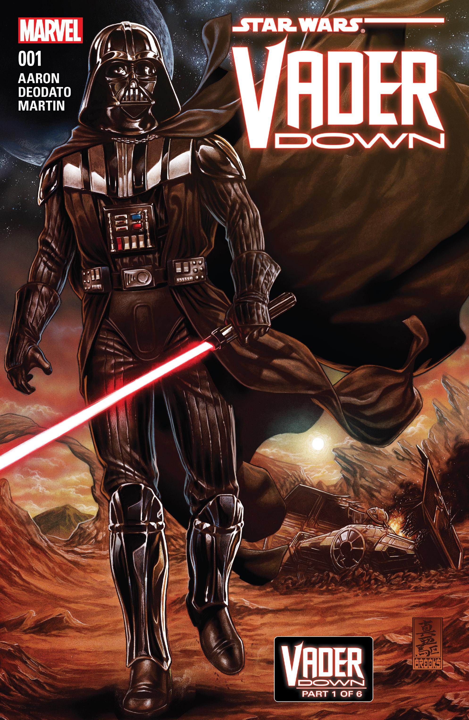 Star Wars: Vader Down Full Page 1