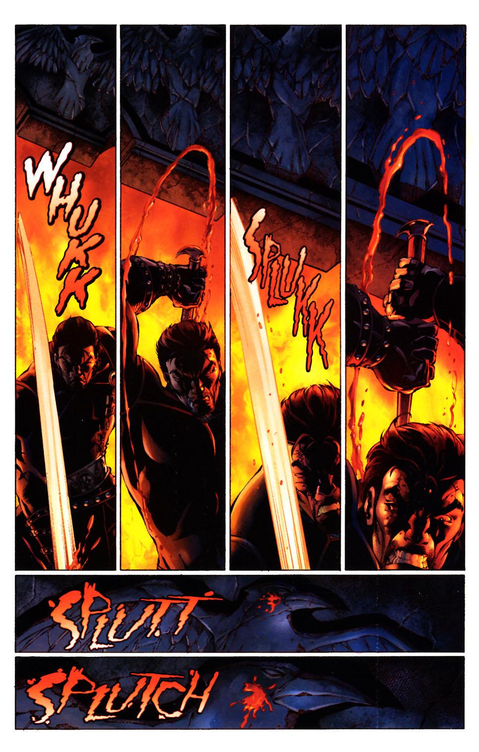 Read online Scion comic -  Issue #12 - 12