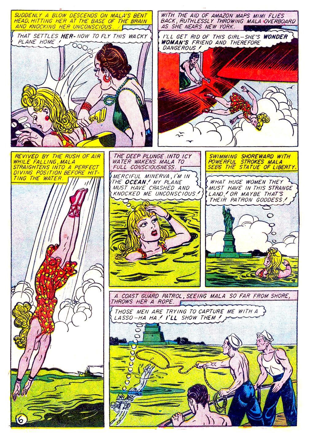 Read online Sensation (Mystery) Comics comic -  Issue #29 - 8