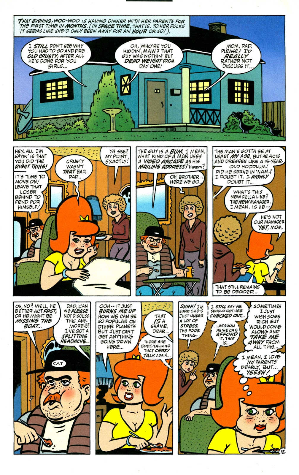 Read online Yeah! comic -  Issue #1 - 13