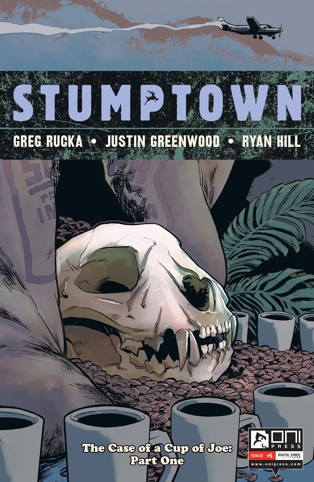 Stumptown (2016) 6 Page 1