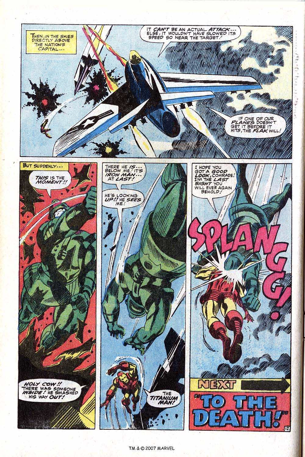 Iron Man Annual issue 2 - Page 30