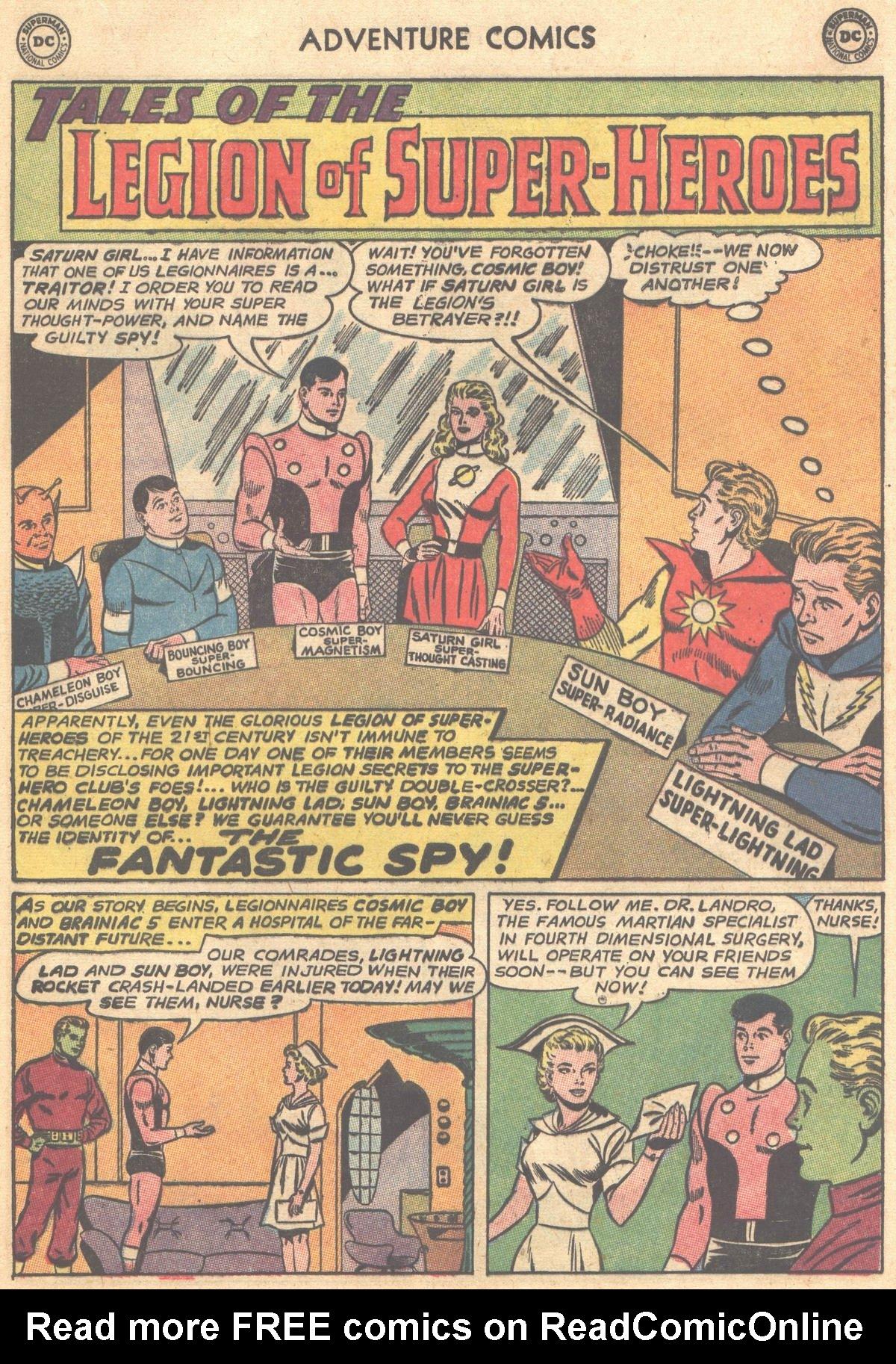 Read online Adventure Comics (1938) comic -  Issue #303 - 21