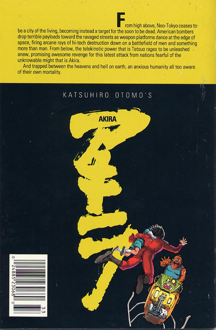 Read online Akira comic -  Issue #33 - 66