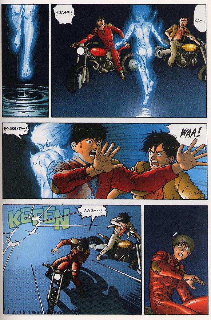 Read online Akira comic -  Issue #25 - 50