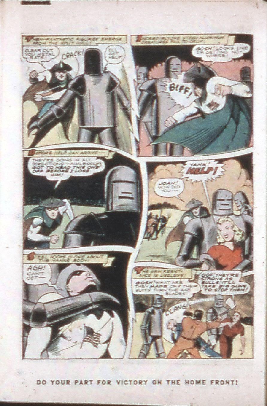 Read online America's Best Comics comic -  Issue #11 - 38