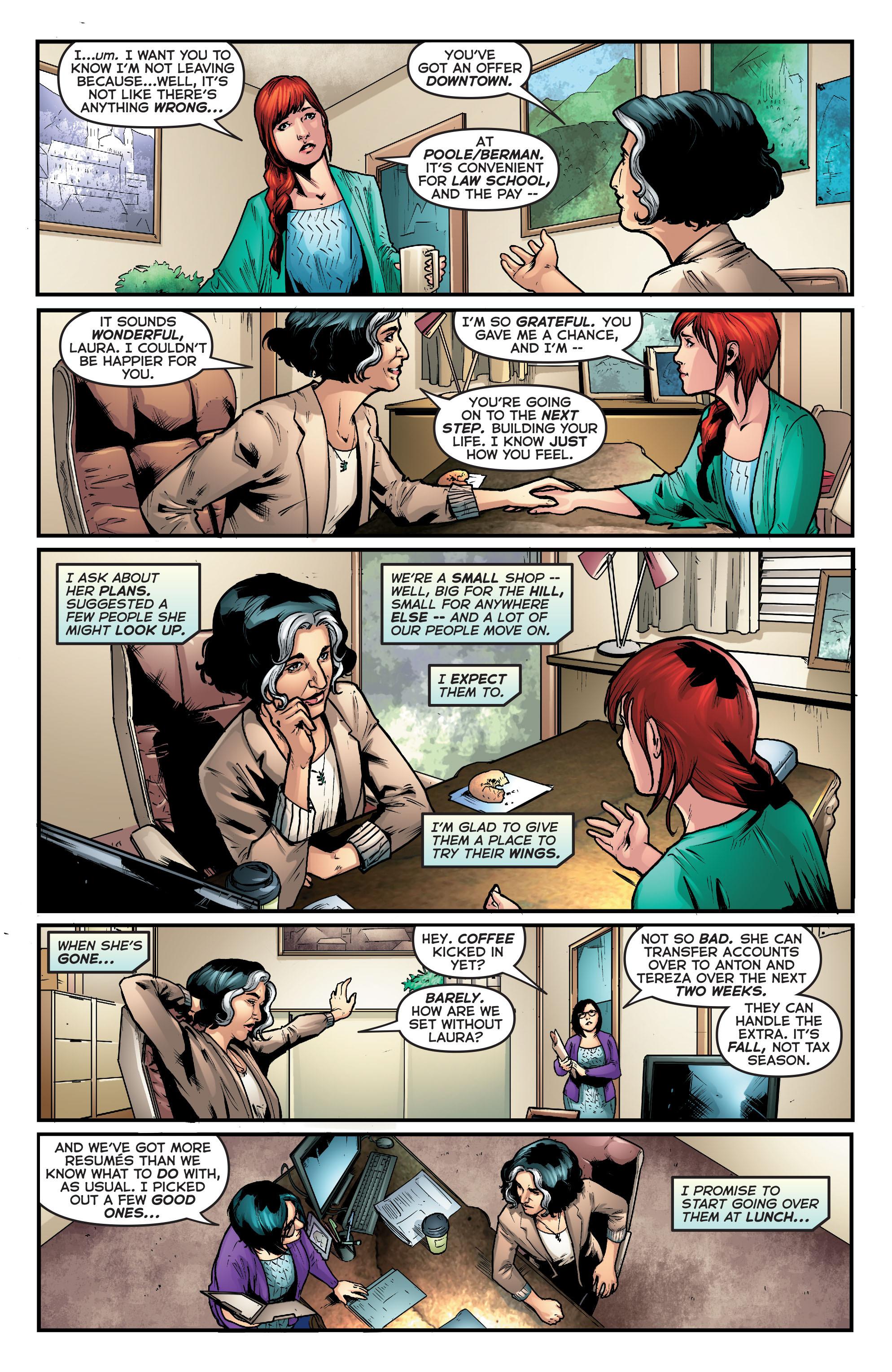 Read online Astro City comic -  Issue #39 - 7