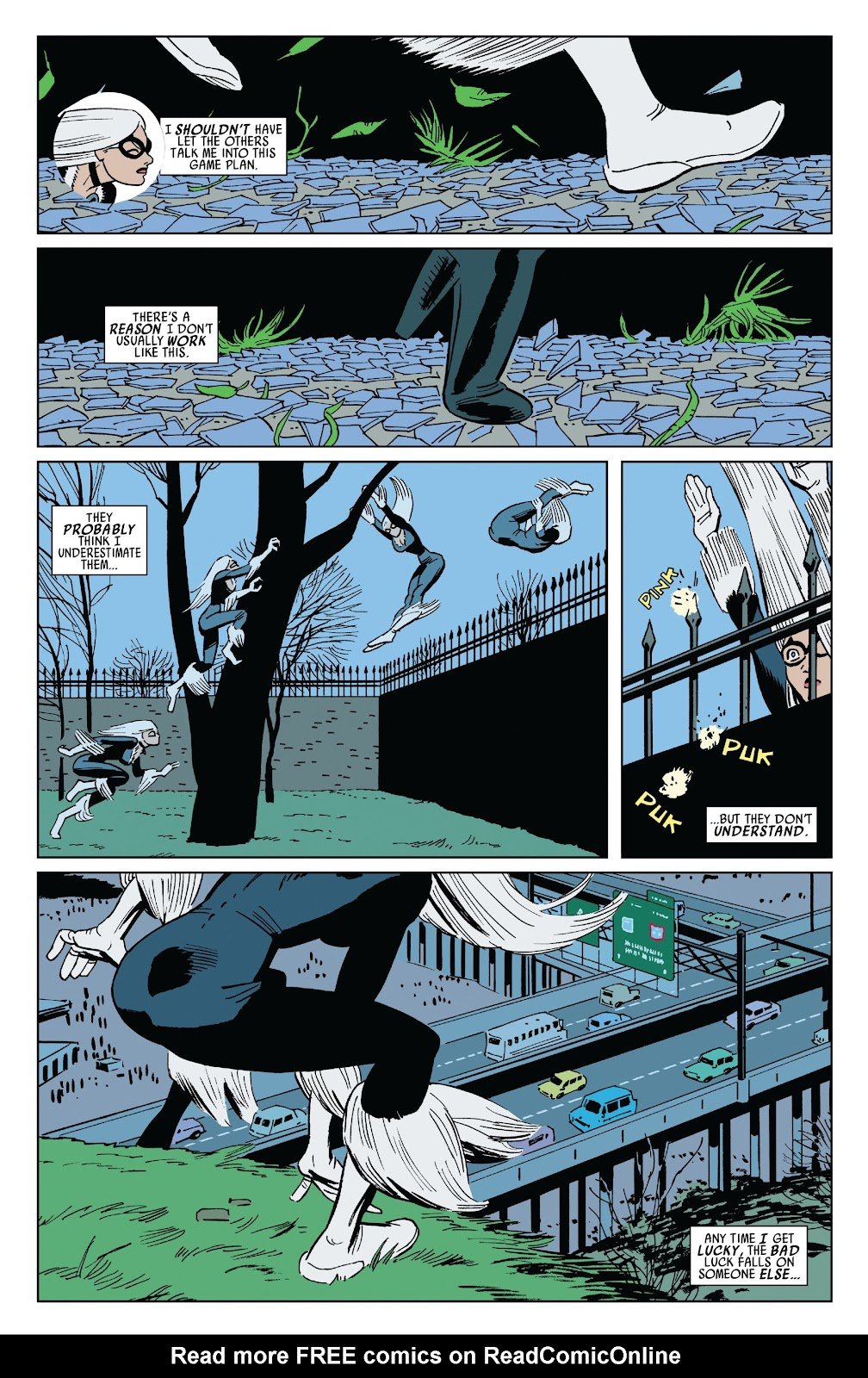 Amazing Spider-Man Presents: Black Cat Issue #4 #4 - English 15