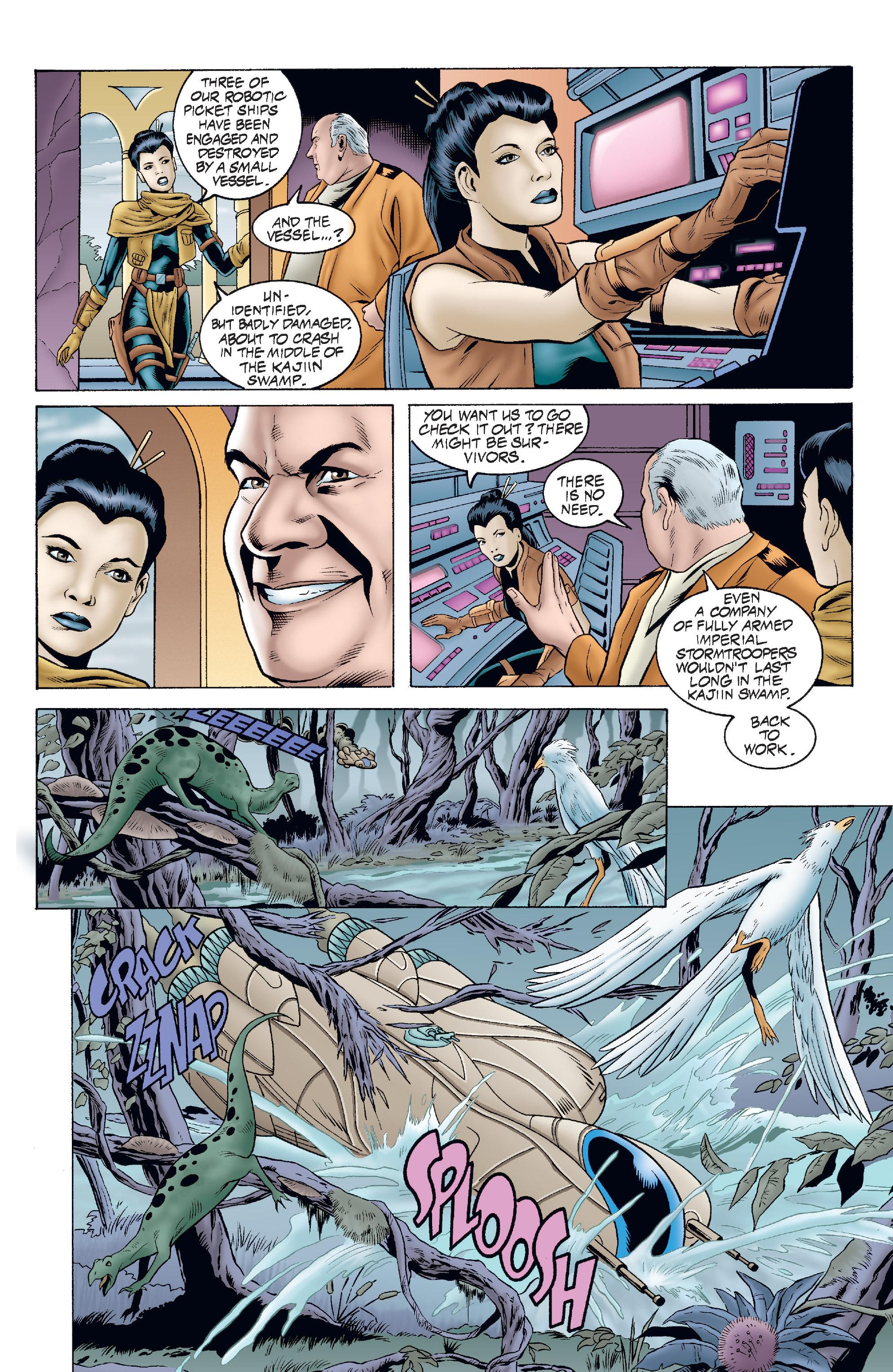 Read online Star Wars Omnibus comic -  Issue # Vol. 11 - 324