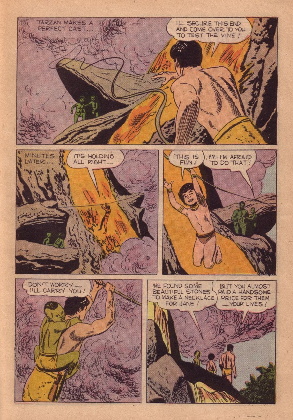Tarzan (1948) issue 109 - Page 27