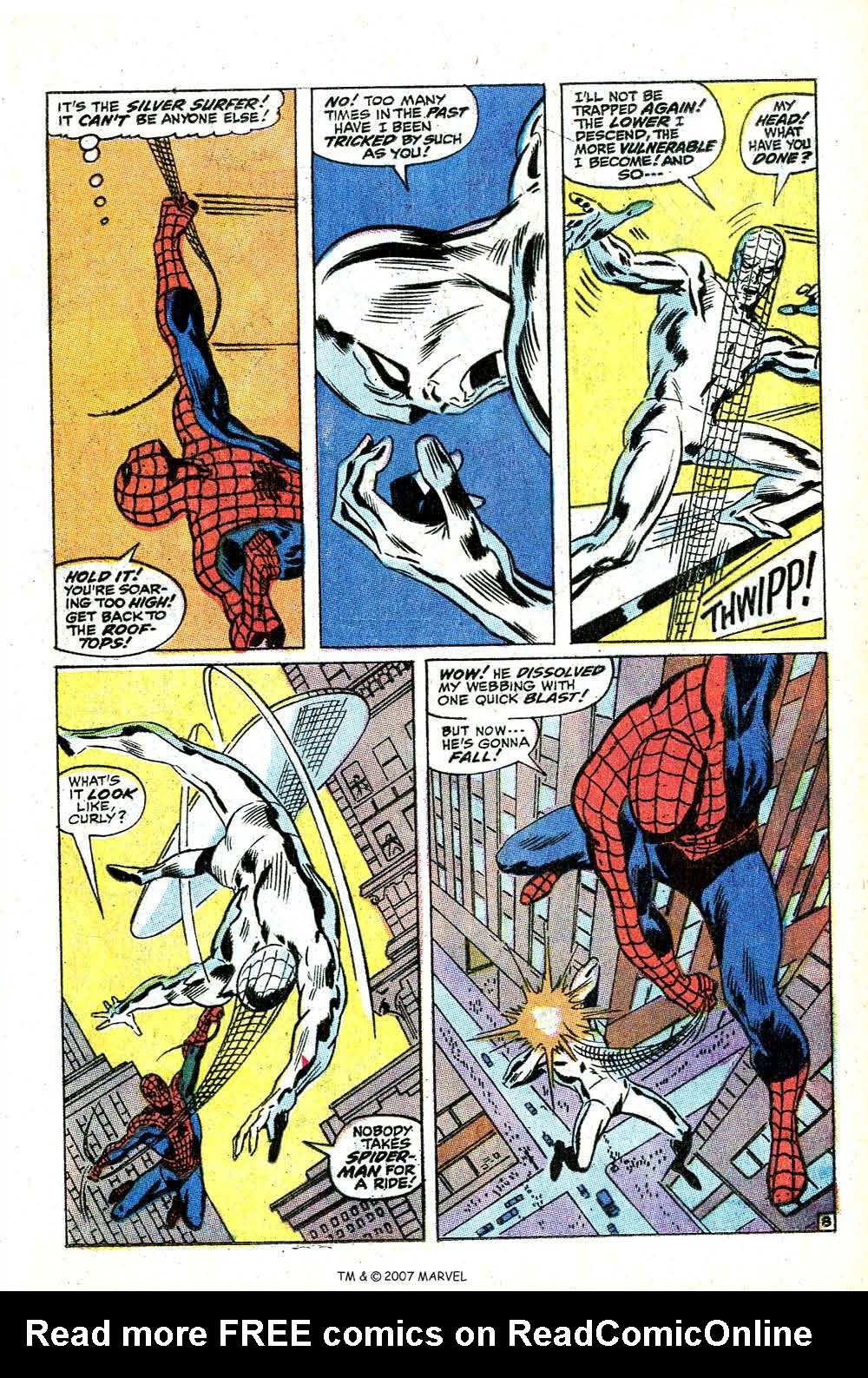 Read online Silver Surfer (1968) comic -  Issue #14 - 13
