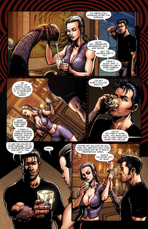 Read online Ballistic (2013) comic -  Issue #2 - 8