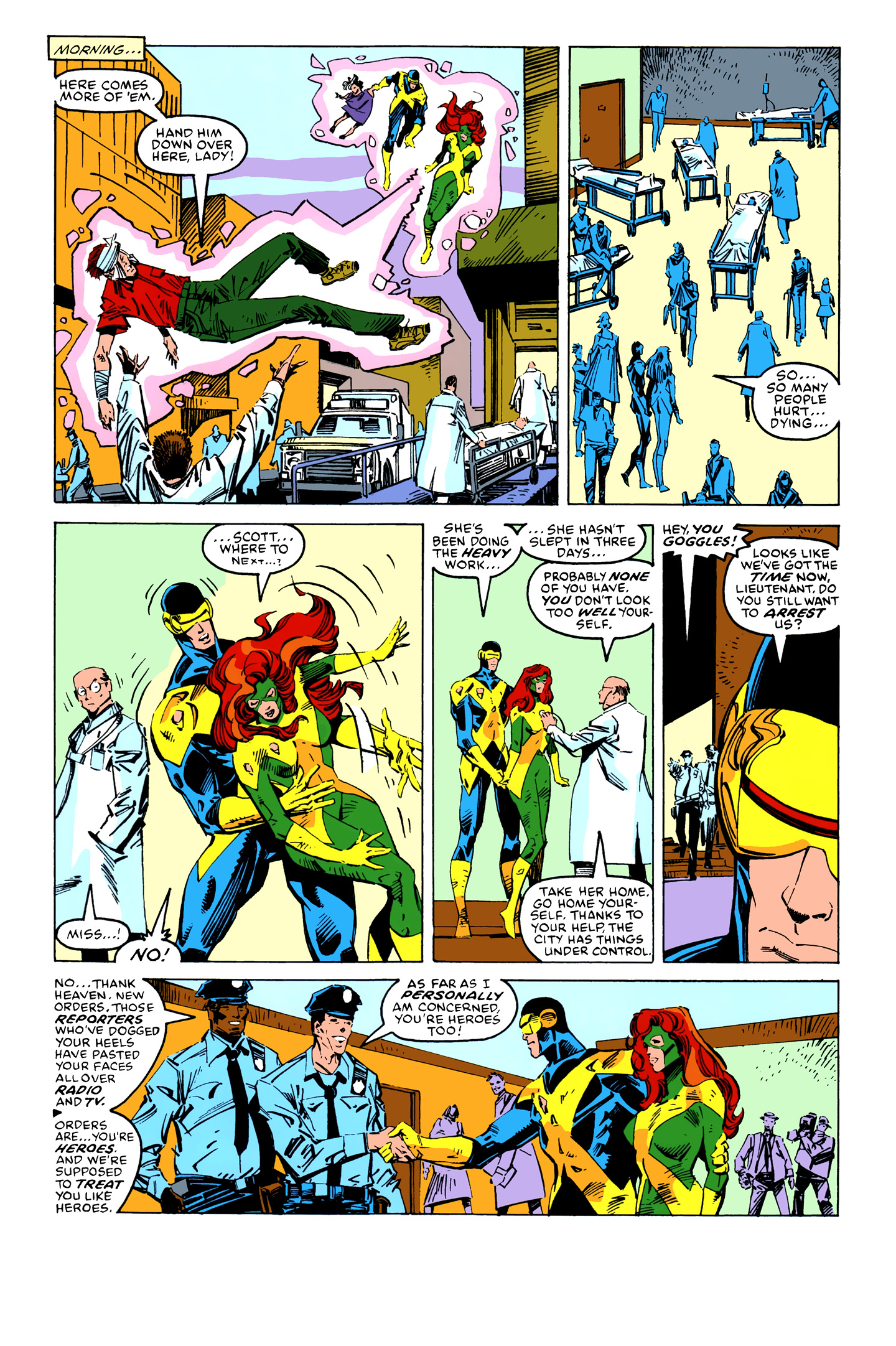 Read online X-Factor (1986) comic -  Issue #26 - 17