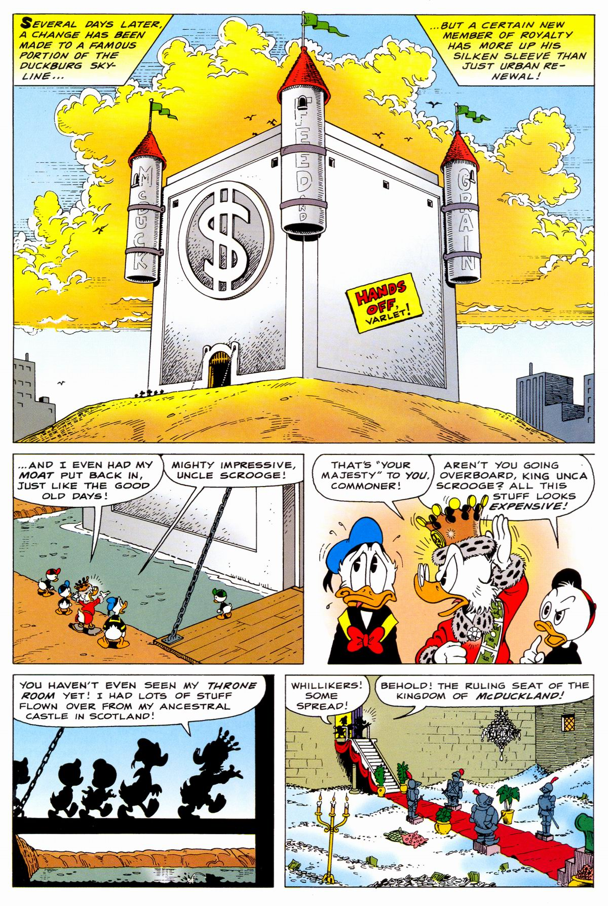 Read online Uncle Scrooge (1953) comic -  Issue #331 - 13