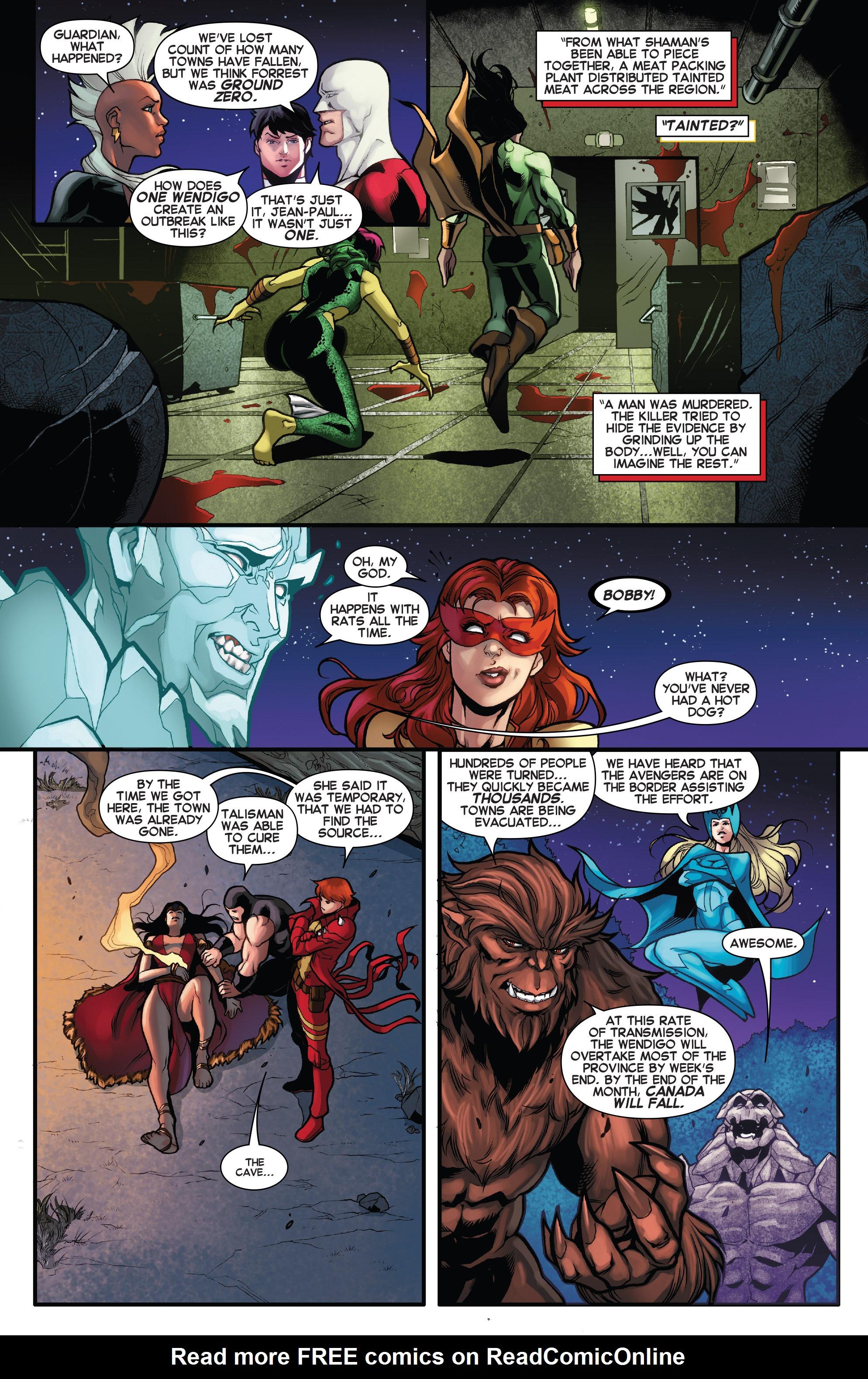 Read online Amazing X-Men (2014) comic -  Issue #10 - 17