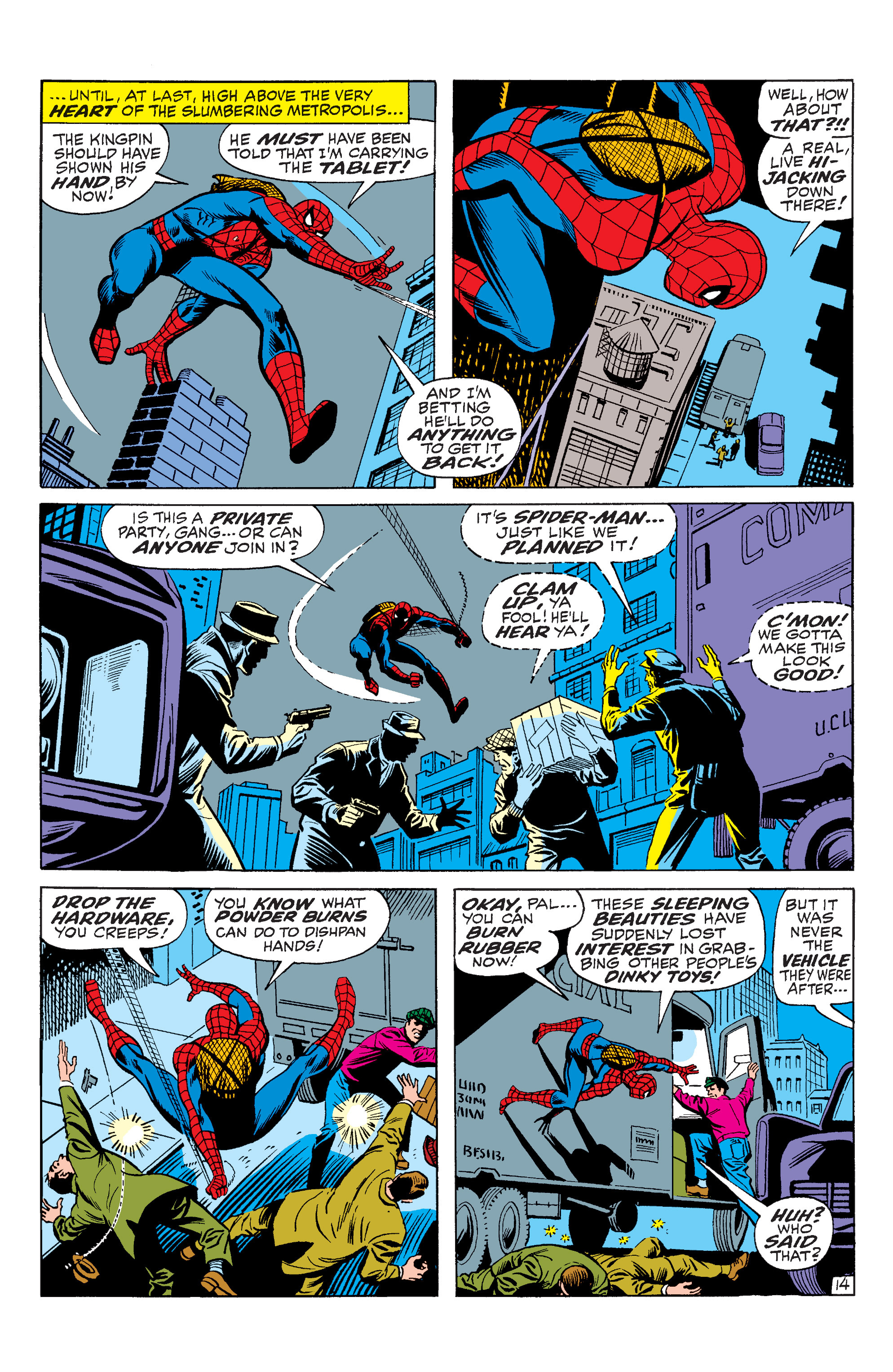 The Amazing Spider-Man (1963) 70 Page 14