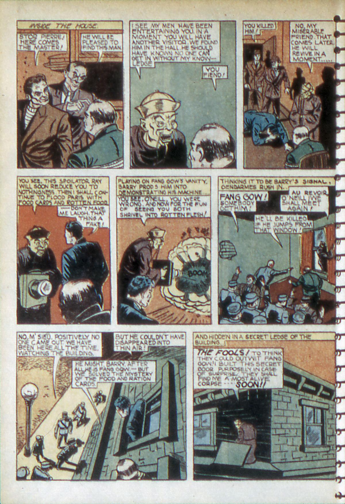 Read online Adventure Comics (1938) comic -  Issue #52 - 25