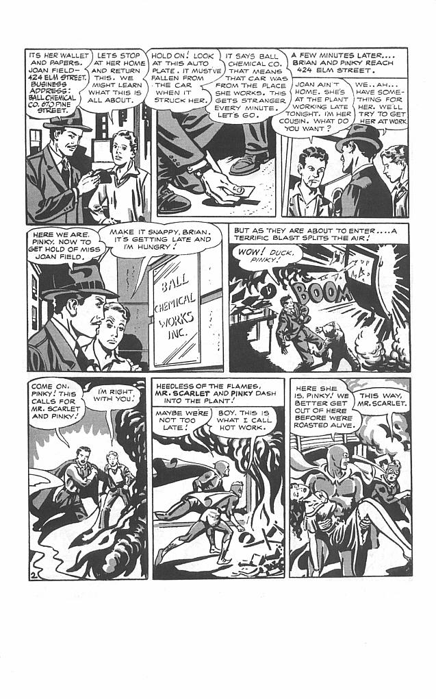 Read online Golden-Age Men of Mystery comic -  Issue #8 - 38