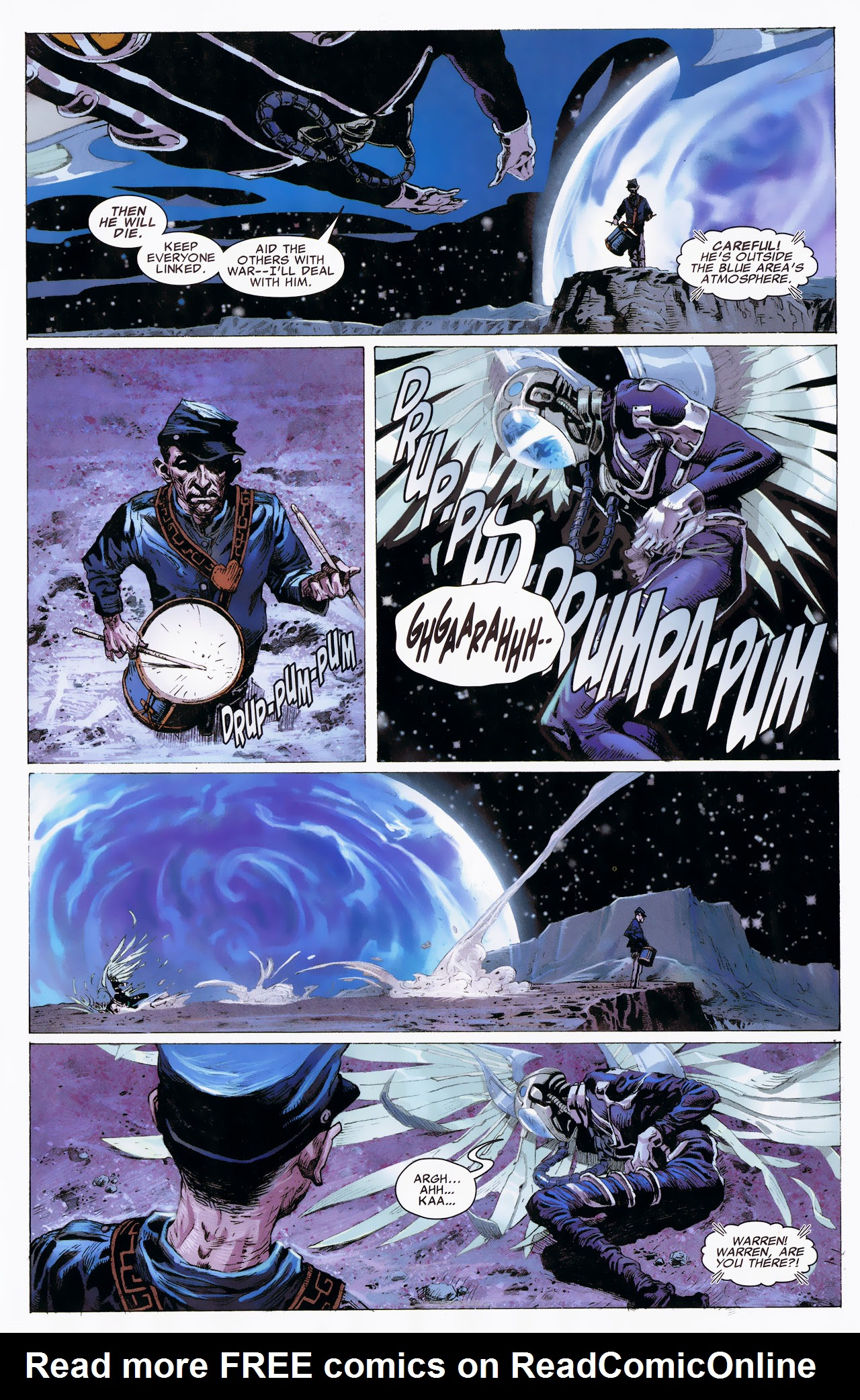 Read online Uncanny X-Force: The Apocalypse Solution comic -  Issue # Full - 45