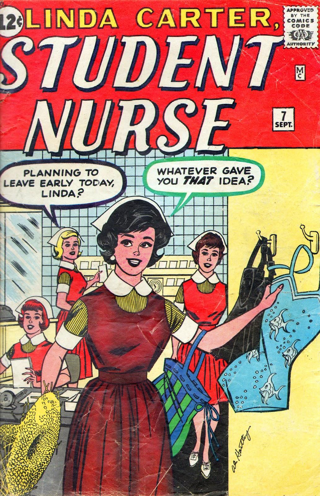 Linda Carter, Student Nurse 7 Page 1