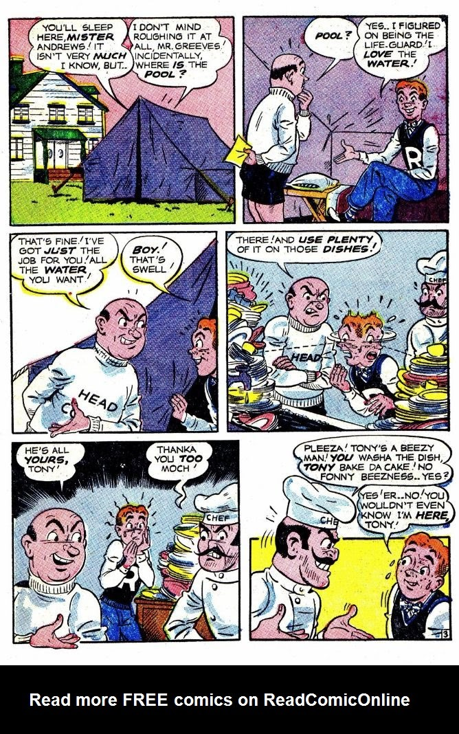 Archie Comics issue 028 - Page 42