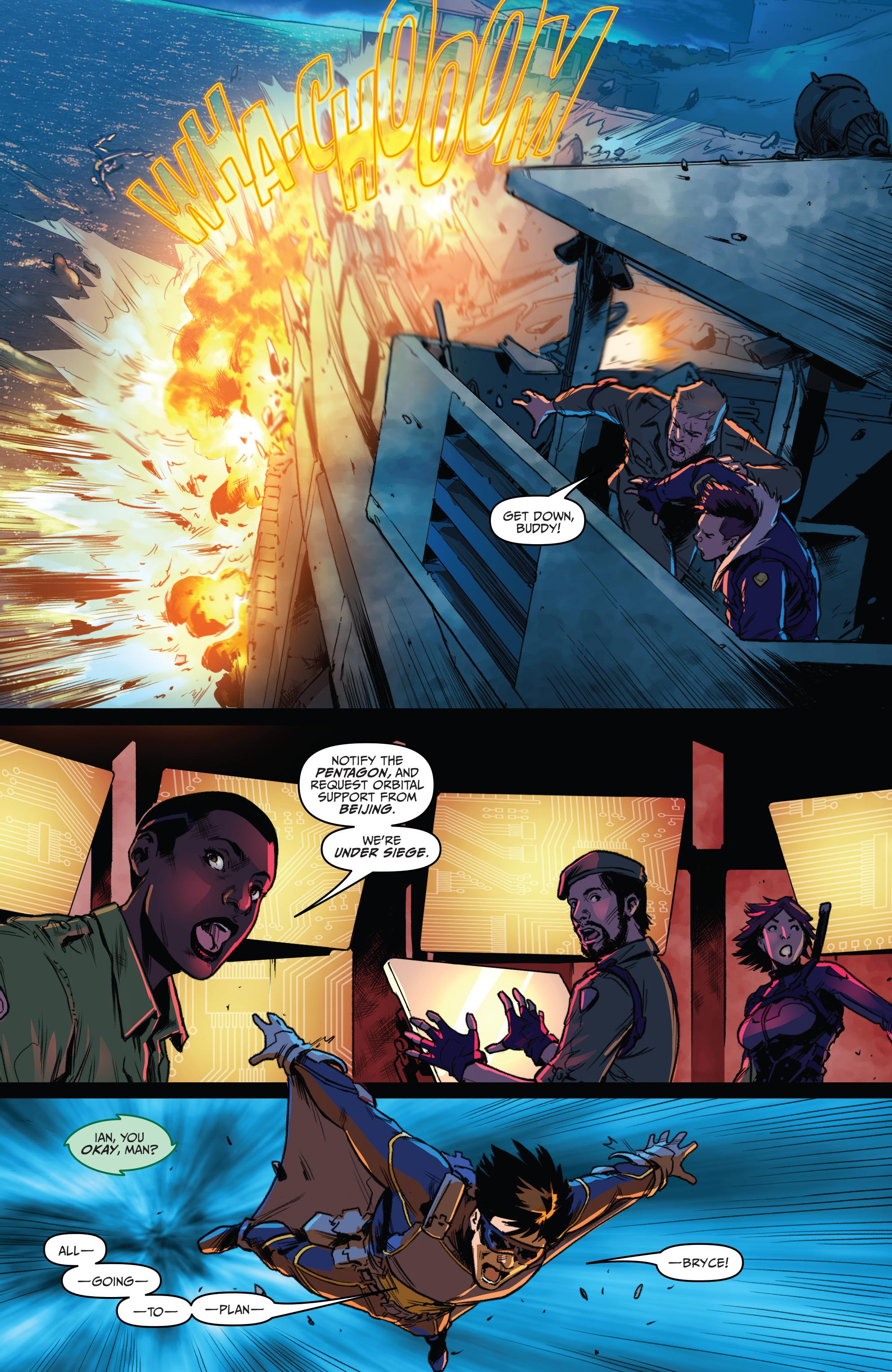 Read online Action Man: Revolution comic -  Issue #Action Man: Revolution Full - 10