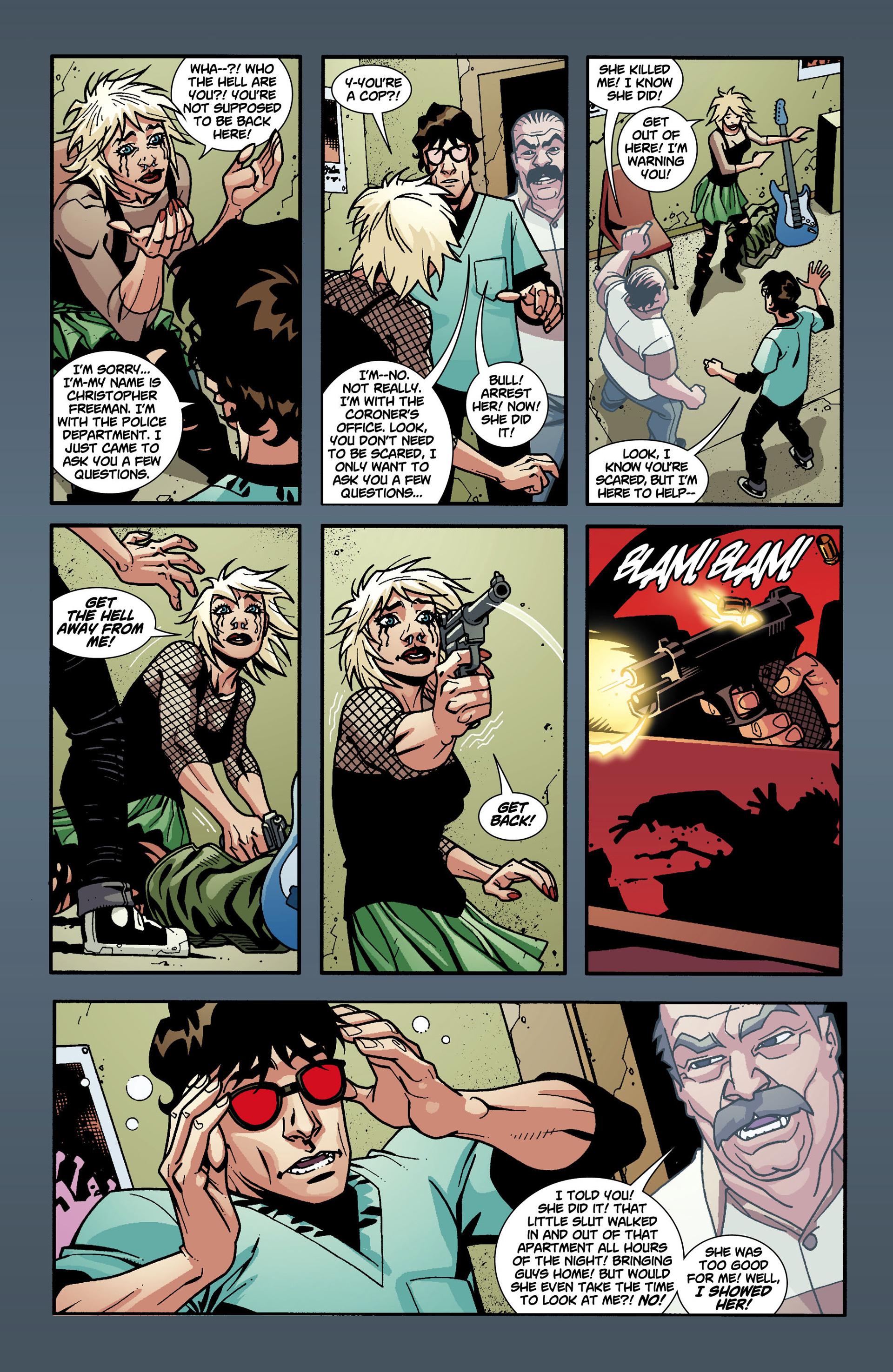 Read online National Comics: Eternity comic -  Issue # Full - 23